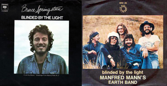 springsteen manfred mann blinded by the light