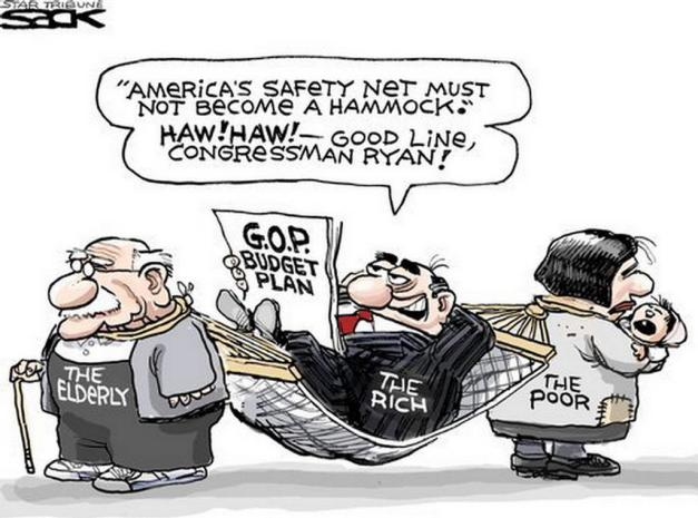Republicans and the Rich