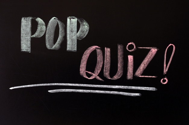 Pop Quiz1