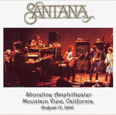Santana at Shorline