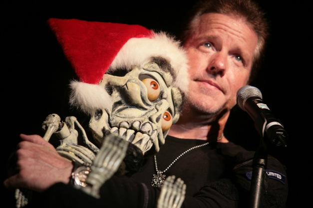 Jeff Dunham with Achmed