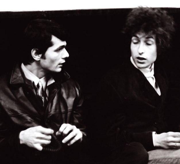 Al Kooper and Dylan1