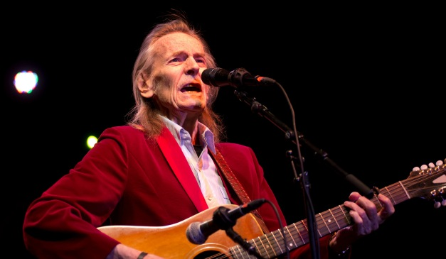Gordon Lightfoot is seen here at the Ottawa Folk Festival on Sunday, Sept 8th, 2013.The Ottawa Folk Festival is one of the most popular music events in Canada's capital. Ottawa Folk Festival Press Images PHOTO / Jean P. Labelle
