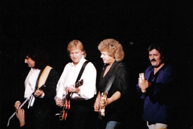 Moody Blues 1992