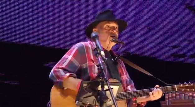 Neil Young Early Morning Rain