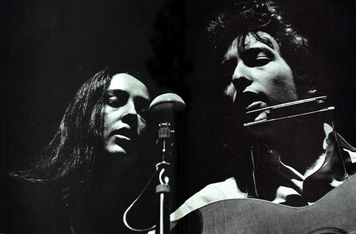 Joan and Bob 1964